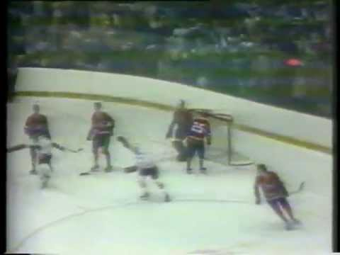 Stanley Cup Finals 1971 Chicago vs. Montreal