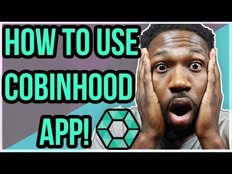 Cobinhood App - How To Use Cobinhood App For Free Cryptocurrency Trading !