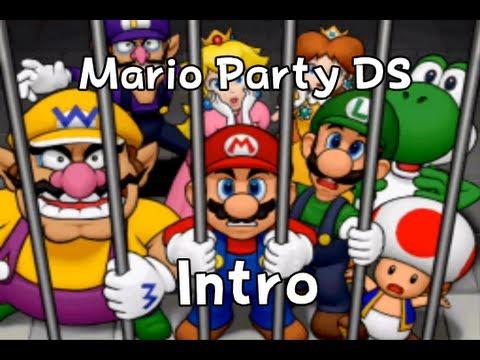 Mario Party DS - Intro