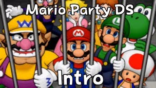 Mario Party DS - Intro