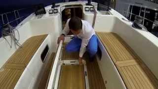 Cruiser Italia Yachts elegante Luxusyacht ~ IY 13.98 ~ boot 2015