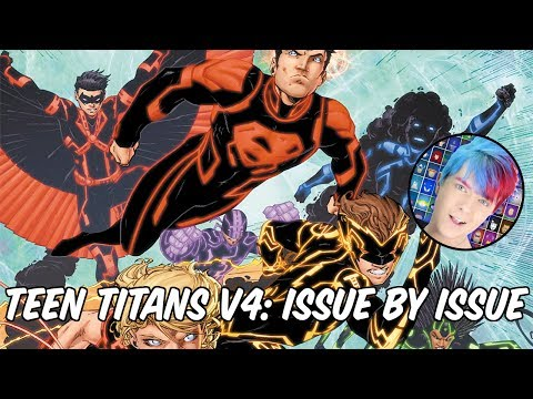 Teen Titans Vol 4: Issue By Issue + Giveaway