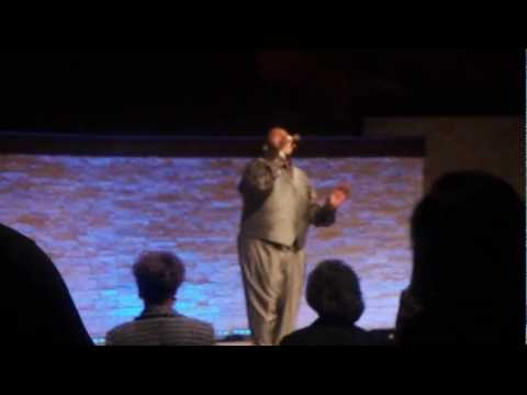 Never would of made it -- Marvin Sapp