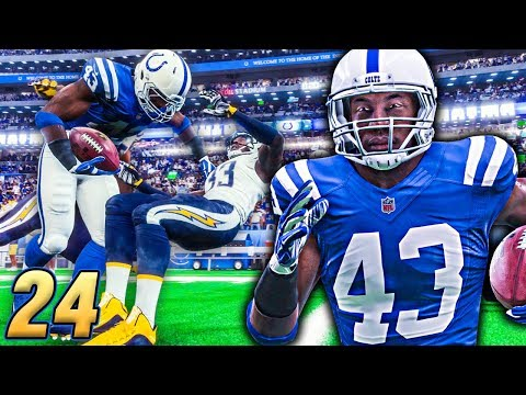 CAN PIERRE SOLVE A STRONG DEFENSE? | Madden 18 Career Mode [RB] Ep.24
