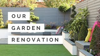 Our Garden Renovations