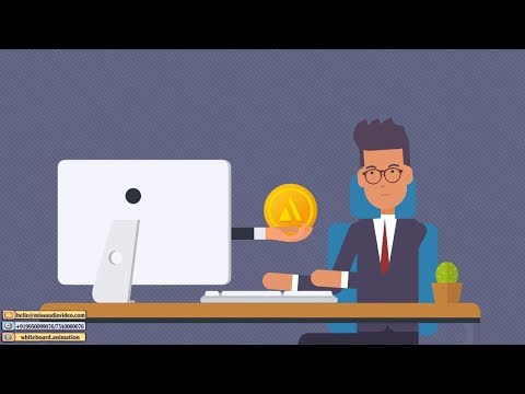 ✅ Bitcoin Ad Cryptocurrency Explained Presentation PPT Animation Video  : Alphard Coins