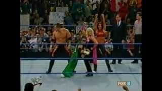 the hardy boyz and lita vs hurricane lance storm and mighty molly smackdown