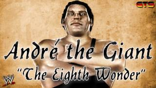 "1973: André the Giant - WWE Theme Song - ""The Eighth Wonder"" [Download] [HD]"