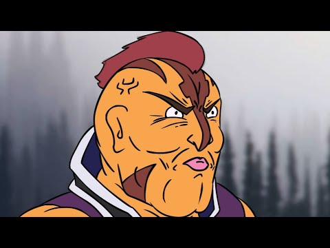 ANTI-MAGE POWER (Dota 2 Animation)