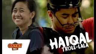 GAYAT WEI | Haiqal Trolla-lala hampir kena TEMBAK dekat kepala di XPark, Ipoh? [EP 02]