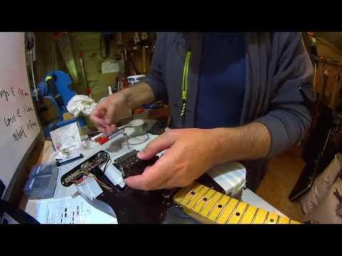 Fender Modern Player Tele Pickup Swap, Fender Modern Player Stratocaster Hss Wiring Diagram