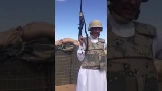 شاهد.. بالفيديو.. الكاتب #علي_الموسى من #الحد_الجنوبي للمرابطين: الأمان الحقيقي نجده بينكم