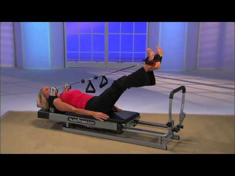 Power Pilates Gym Short Demo