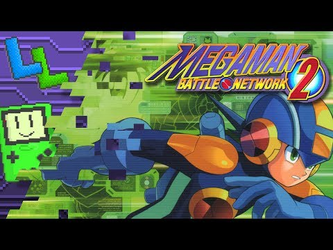 Mega Man Battle Network 2 Review - Logic Loading - Ft. SuperGamesBuster