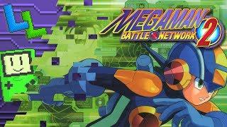 Mega Man Battle Network 2 Review - Logic Loading - Ft. SuperGamesBuster