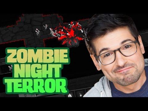 ZOMBIES + LEMMINGS = Zombie Night Terror!