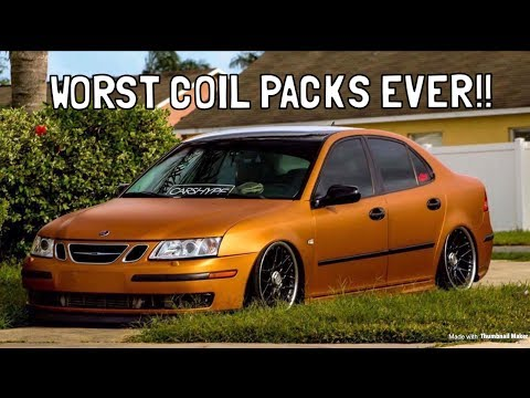 8 Common Saab 9-3 Problems (B207)