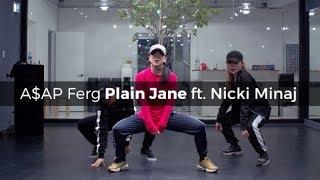 aap ferg plain jane ft nicki minaj choreography amy