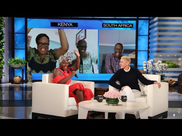 Ellen Helps Reunite a Family for Million Dollar May