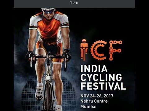 INDIA CYCLING FESTIVAL 2017
