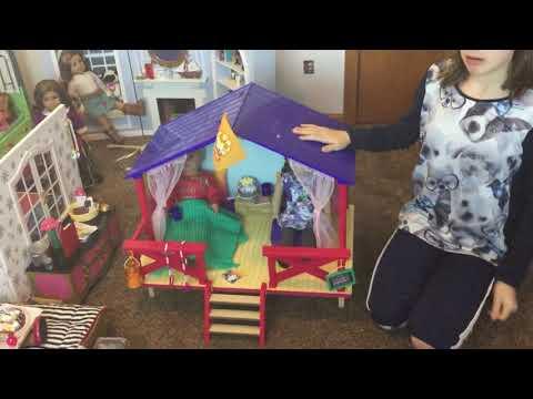 Camp American Girl Hangout Review
