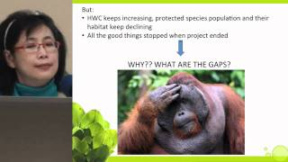 Elizabeth Linda Yuliani on the human-wildlife conflict in Asia