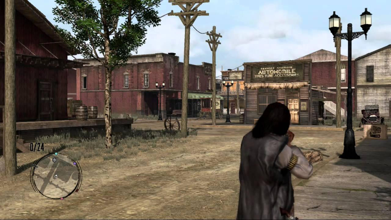 red dead redemption how to get to blackwater