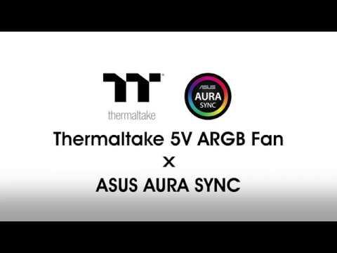 Thermaltake View 23 TG ARGB
