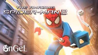 Lego Amazing spiderman 2 Trailer (Lego trailer)