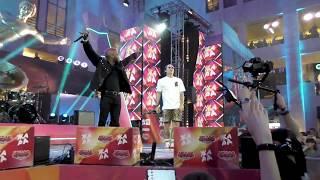 Quest Pistols Show - Непохожие - live