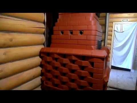 Печушка банная от Василича