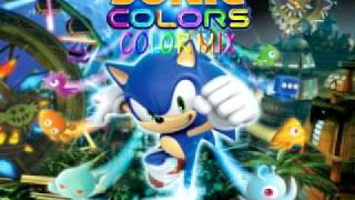 Sonic Colors - Color Mix (Reach for the Stars)