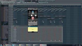 FL Studio 11 скрипка
