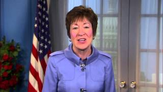 Senator Susan Collins (R-Maine) remarks for the 2013 ANCOR Conference.