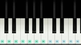 Keh du tumhe ya chup rahu from movie 'Baadshaho'.. ||.. Phone piano cover
