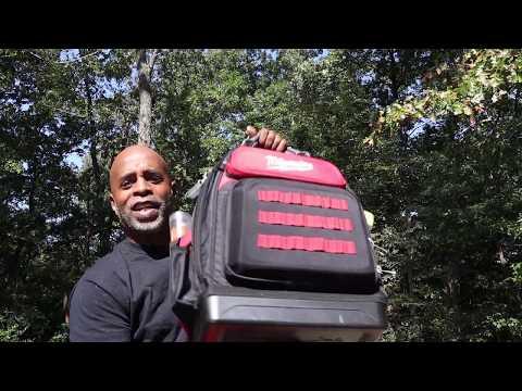Best Backpack Tool Bag 2019 Milwaukee Ultimate Jobsite Backpack