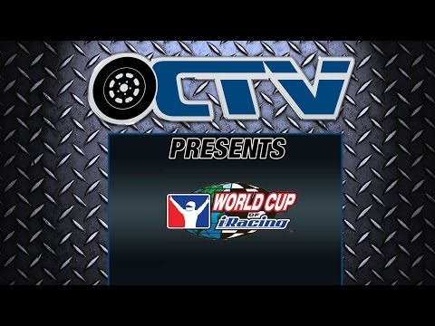 World Cup of iRacing - Intimidator Series - West Regional