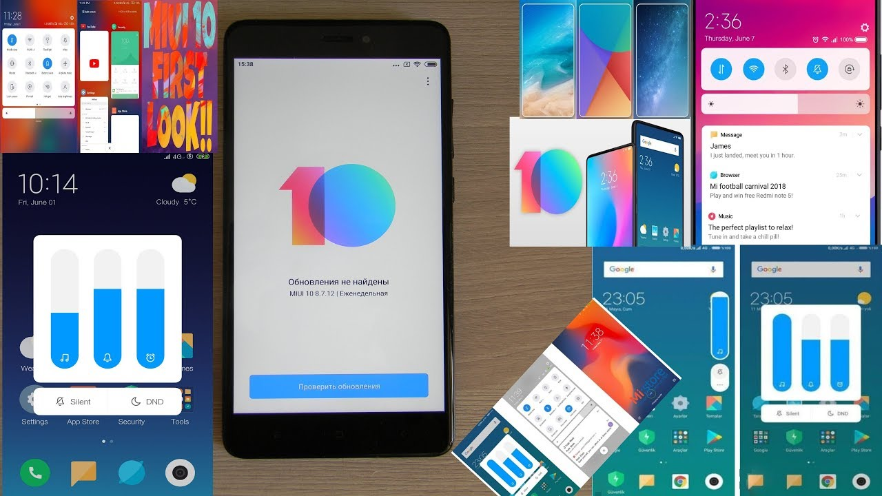 download miui 10 stable for redmi note 4x