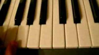Love In This Club- Usher Piano TUTORIAL Part 1 Mully Fein