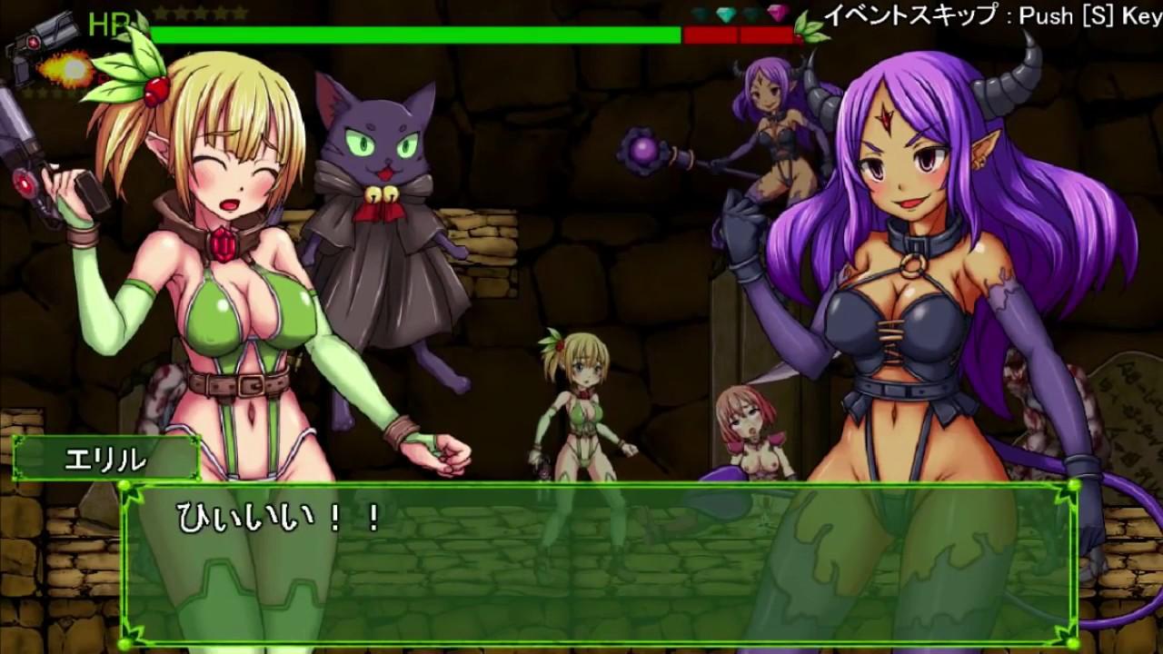Download Treasure Hunter Eriru ║ RYONA