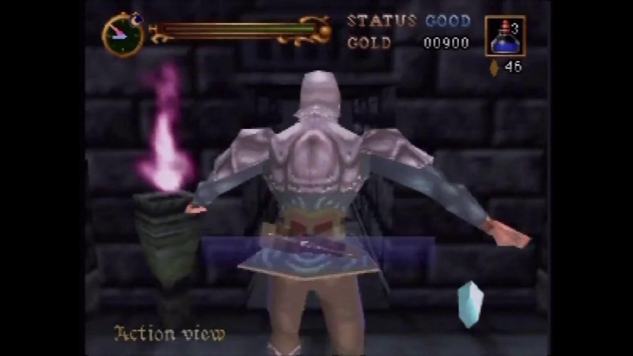 castlevania 64 legacy of darkness rom