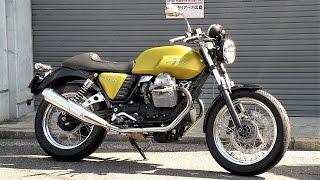 MOTO GUZZI V7カフェクラシック ★ モトイタリアーナ広島 ★ 中古バイク