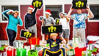 Make The Shot, Pick MYSTERY Christmas Present! $5,000 IN PRIZES!