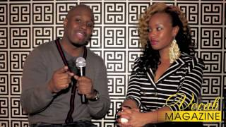 Repeat youtube video Vocab interviews with Shay Star and Alvin Bowen at Aqua Bar