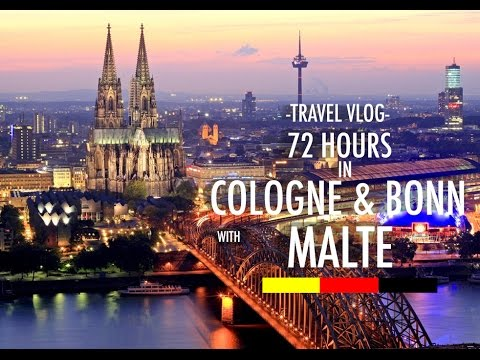 72 Hours in Cologne and Bonn | Travel Vlog