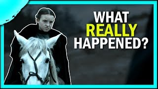 What really happened to Lyanna Mormont?