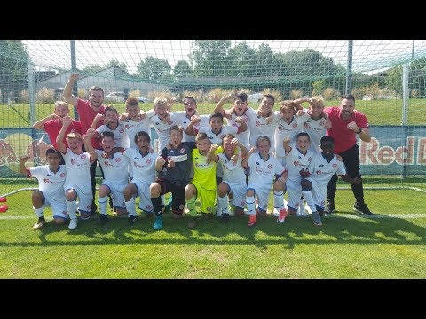 U13 Jhg 2005 FC Red Bull Salzburg - 1. FSV Mainz 05 1:6; LV RED BULL Akademie Salzburg 09.08.2017