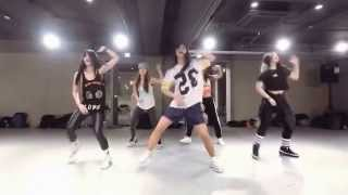 slow and mirrored mina myoung choreography workshop beyonce 7 11