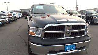 2011 RAM 1500 Helena, Butte, Bozeman, Great Falls, Missoula, MT BS527694D
