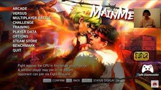 Live Feliz Dia do Amigo Super Street Fighter IV Arcade Edition